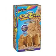 Cra-Z-Sand 1.5lb Sand Refill Box Set 700g - Tan Brown